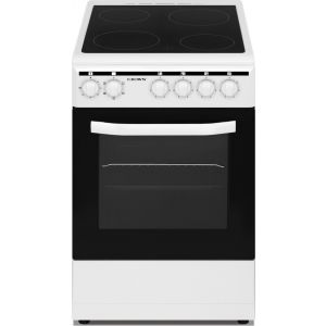 Crown CEC-505VW Ηλεκτρική Κεραμική Κουζίνα