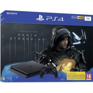Sony PlayStation 4 1TB Slim & Death Stranding