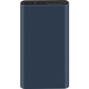 Xiaomi Mi Power Bank 3 10000mAh 18W Fast Charger Black EU