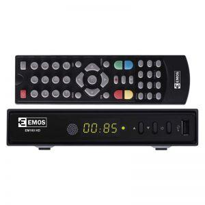 Emos J6011 Επίγειος Ψηφιακός Δέκτης EM180 DVB-T2