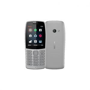 Nokia 210 DS Grey Κινητό Τηλέφωνο