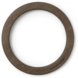Podspeaker Wooden Hoop Dark Oak
