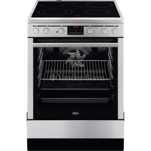 AEG CCB6442ABM Ηλεκτρική Κεραμική Κουζίνα