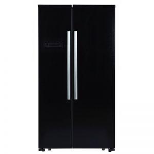 Finlux SBS-969B Ψυγείο Ντουλάπα