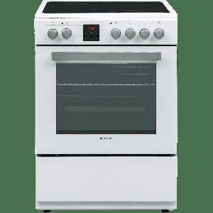 Sharp KF-76FVDD22WM-CH Ηλεκτρική Κεραμική Κουζίνα