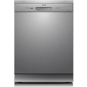 Arielli ADW12-5201A Silver Πλυντήριο Πιάτων
