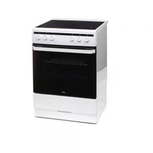Amica 6018CE2.20EW Ηλεκτρική Κεραμική Κουζίνα