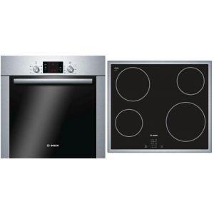 Bosch BA23FN648 (HBA23B252 + PKE645D17E) Σετ Κουζίνα Εστία