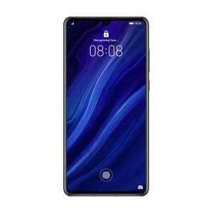 Huawei P30 Dual (128GB) Μαύρο Smartphone