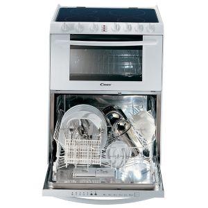 Candy TRIO 9503/1W Κεραμική Κουζίνα Με Πλυντήριο Πιάτων