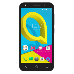 Alcatel U5 3G (8GB) Cocoa Gray Smartphone