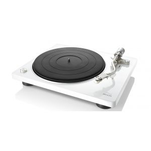 Denon DP-400 (White) Πικάπ