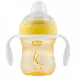 Chicco Transition Cup 4m+ Yellow