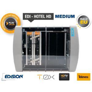 Edision Edi - Hotel SD Medium Δορυφορικός Δέκτης