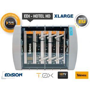 Edision Edi - Hotel HD XLarge Δορυφορικός Δέκτης