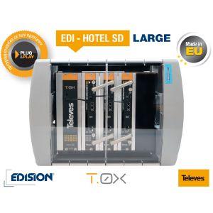 Edision Edi - Hotel SD Large Δορυφορικός Δέκτης