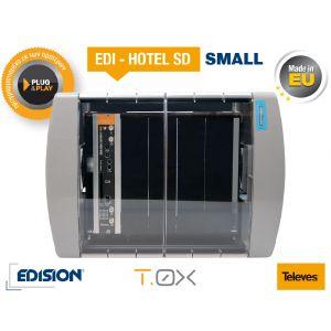 Edision Edi - Hotel SD Small Δορυφορικός Δέκτης