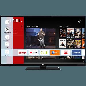 F&U FL2D4903UH Smart Tηλεόραση LED