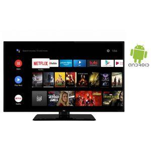 F&U FLΑ4320UΗ Ultra HD Smart Android Τηλεόραση LED