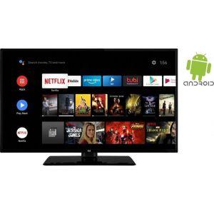 F&U FLΑ5520UΗ Ultra HD Smart Android Τηλεόραση LED