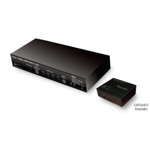 Aavara Pro PM 4X2 HDMI Matrix