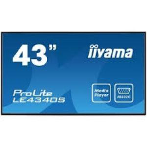 Iiyama Prolite LE4340S-B1 Επαγγελματική Οθόνη
