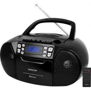 Sencor SPT 3907 B Φορητό Ράδιο-CD
