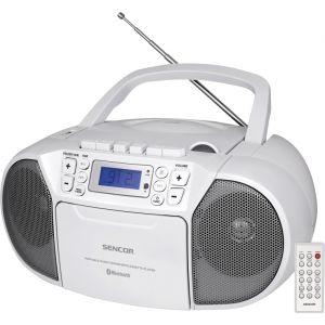 Sencor SPT 3907 W Φορητό Ράδιο-CD