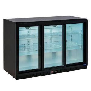 Sanden ICG-330SB Επιτραπέζιο Ψυγείο Βιτρίνα