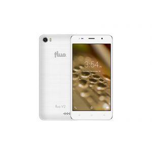Fluo V2 White Smartphone