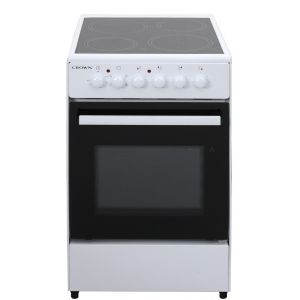 Crown CEC-5060V W Ηλεκτρική Κεραμική Κουζίνα