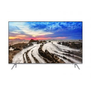 Samsung UE82MU7002 Smart Τηλεόραση LED με Δορυφορικό Δέκτη