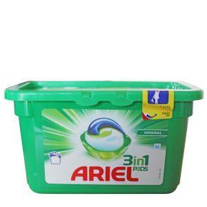 Ariel 3in1 Pods Κάψουλες Πλυντηρίου Ρούχων 11τμχ 28133