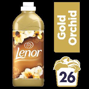 Lenor Συμπυκνωμένο Μαλακτικό Ρούχων Gold Orchid 26Μεζ 650ml 26726