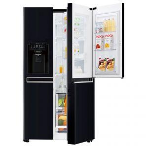 LG GSJ760WBXV Ψυγείο Ντουλάπα