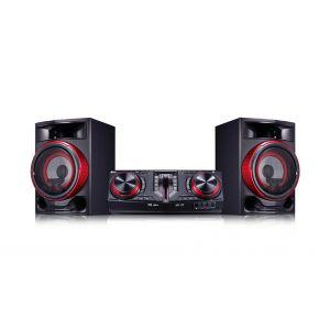LG CJ87 Micro Hi-Fi Ηχοσύστημα Pro DJ Party Maker