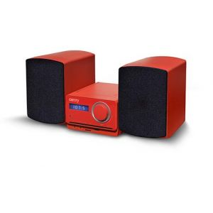 Camry CR1138RD Κόκκινο Mini Hi-Fi Ηχοσύστημα