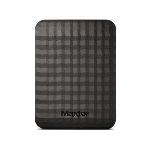 Maxtor 2,5'' M3 Portable 1TB USB 3.0 Black STSHX-M101TCBM