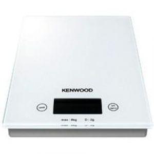 Kenwood DS401 Λευκή Ζυγαριά Κουζίνας