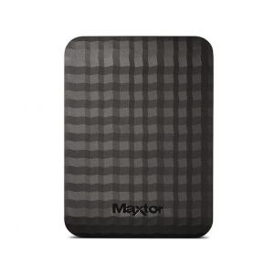 Maxtor 2,5'' M3 Portable 500GB USB 3.0 Black STSHX-M500TCBM