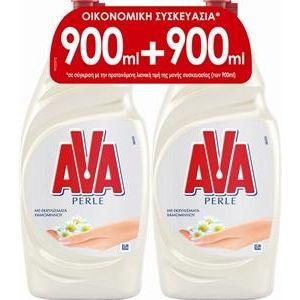 Ava Υγρό πιάτων Perle Classic 1.8lt