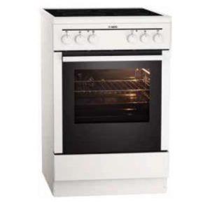 AEG 40095VA-WN Ηλεκτρική Κεραμική Κουζίνα