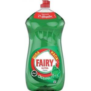 Fairy Υγρό πιάτων Ultra Original 1.5Lt