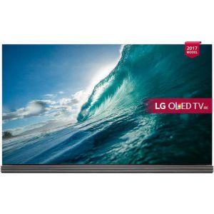 LG 77G7V Smart Τηλεόραση OLED με Δορυφορικό Δέκτη