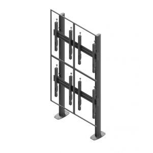 Edbak VWSA2247-L Βάση Stand για Video Wall