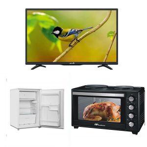 Φοιτητικό Πακέτο Νο2 2018 ( Ψυγείο , Κουζίνα, Τηλεόραση )