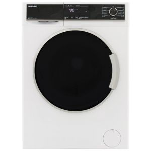 Sharp ES-HFB812AW3EE Πλυντήριο Ρούχων