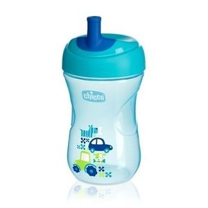 Chicco Advanced Cup 12m+ Blue 266ml