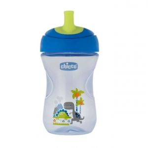 Chicco Advanced Cup Easy Drinking 12m+ 2 in 1 Blue