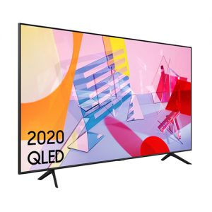 Samsung QE55Q60TAUXXH Ultra HD Smart QLED Τηλεόραση